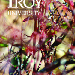 Catalog Cover - Fall Troy University