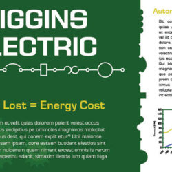 Higgins Electric Mailout