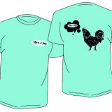 Alice & Jay T-Shirt - Rooster
