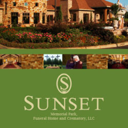 Sunset Memorial Brochure