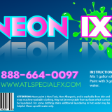 Label - Neon IX Paint