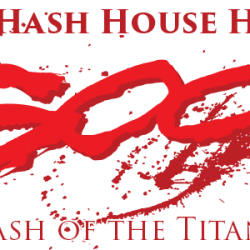 Event Logo - Hash of the Titans