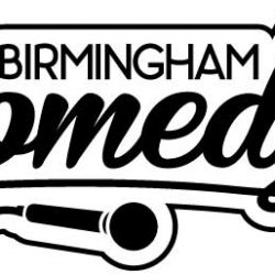Website Logo - Birmingham Comedy
