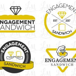 Website Logo - Engagement Sandwich Drafts