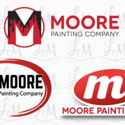 Logo - Moore Painting Co.